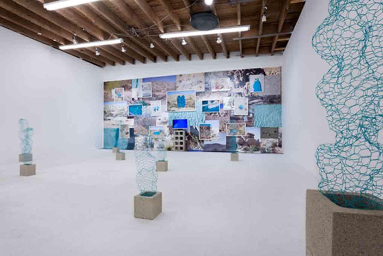 Talia Shipman, installation view
